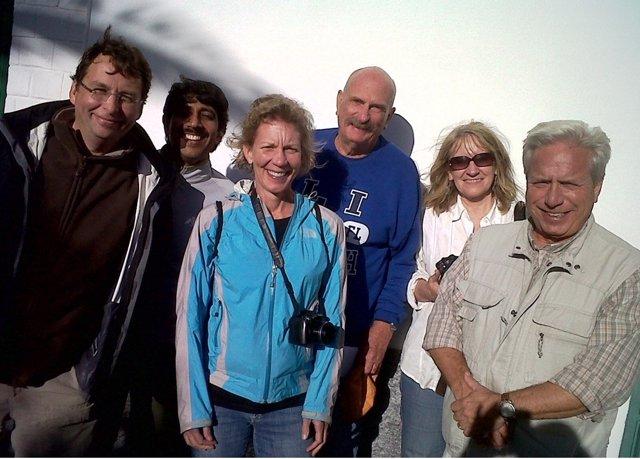 Periodistas de EEUU visitan Tenerife