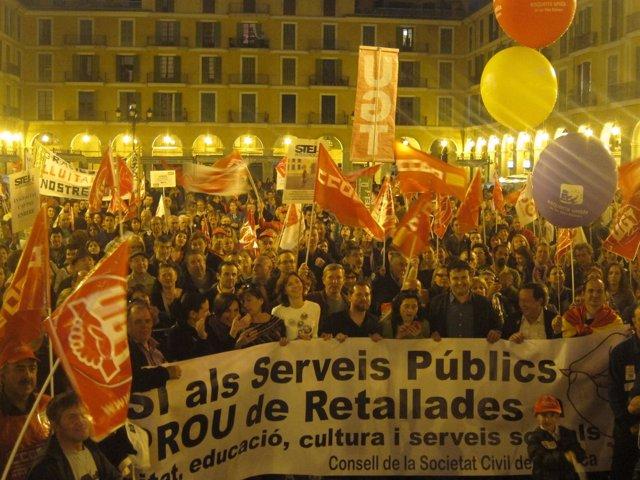 Huelga General 29 Marzo, 29M