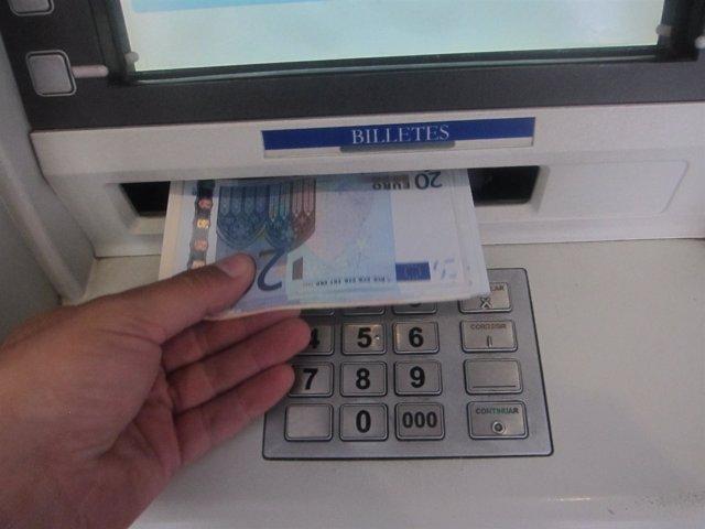 Dinero, Cajero, Billetes, Pasta, Economía, Fin De Mes, Paro, IPC