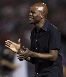 El seleccionador de Panamá, Dely Valdés