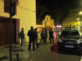 """CCOO y UGT coinciden en resaltar la """"desproporcionada"""" presencia policial en las calles de Murcia"""
