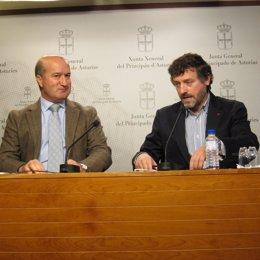 Diputados Del PP En La Junta