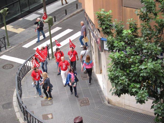 Recurso huelga 14N