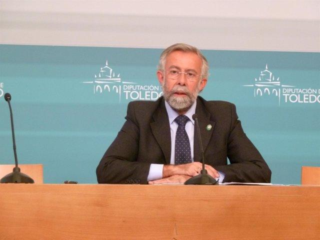 Portavoz de la Diputación de Toledo, Jaime Ramos