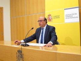 """La Delegación del Gobierno en Extremadura destaca la """"total y absoluta normalidad"""" de la jornada"""