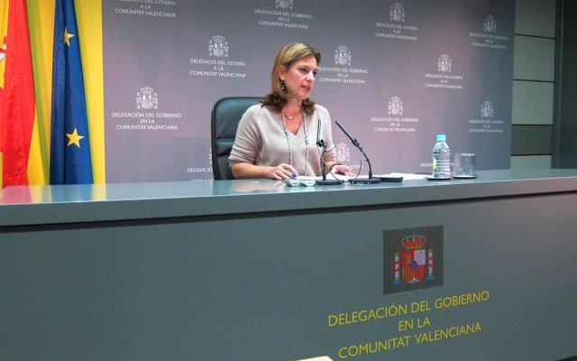 Delegada Del Gobierno En La Comunitat Valenciana, Paula Sánchez De León