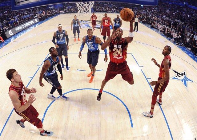 Kobe Bryant, En El All-Star De Orlando