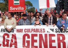 """Valderas señala que es un día para """"seguir sumando voluntades"""" y defender los derechos de la mayoría social"""