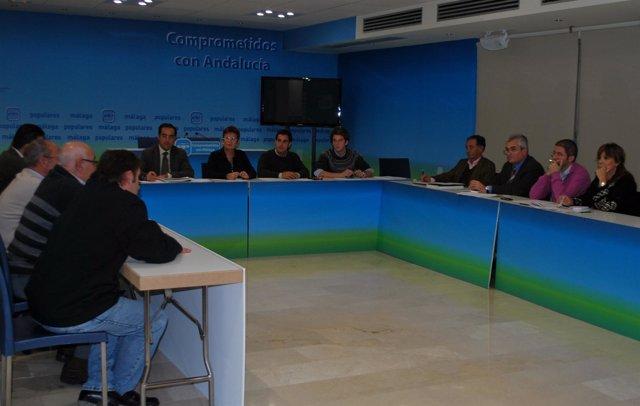 Foro de Educación del PP de Málaga.