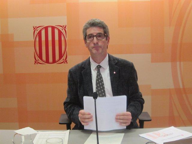 Ramon Bonastre, director general de Relaciones Laborales