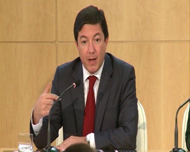 Calvo dimite tras ser imputado en el caso Madrid Arena