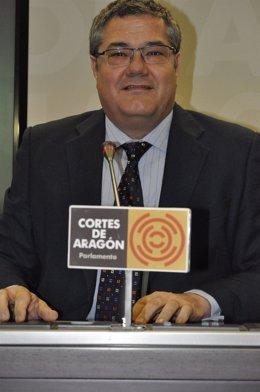 El Diputado Popular Antonio Torres
