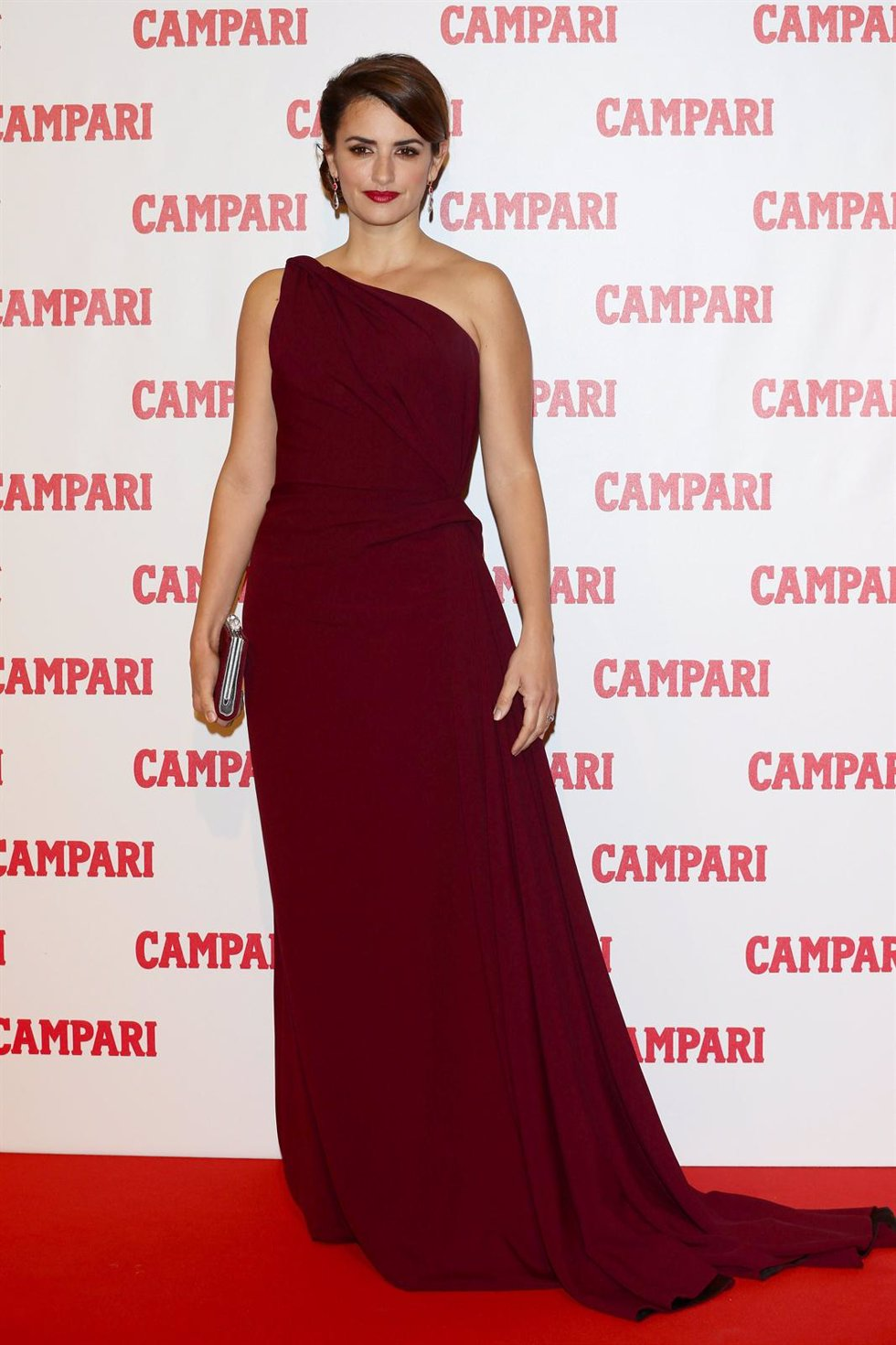 Enter caption here at Campari Headquarters on November 13, 2012 in Milan, Italy.