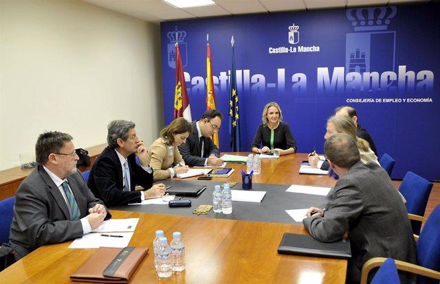 Casero Preside La Comisión Territorial