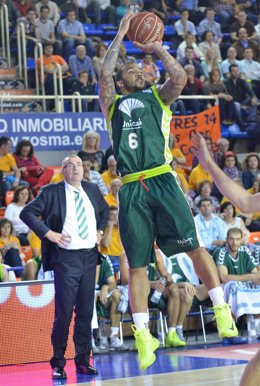 Marcus Williams,Entrenador Jasmin Repesa Fuenlabrada - Unicaja