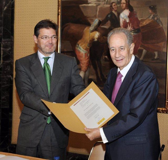 Villar Mir recibe el Premio Nacional de Ingeniería Civil