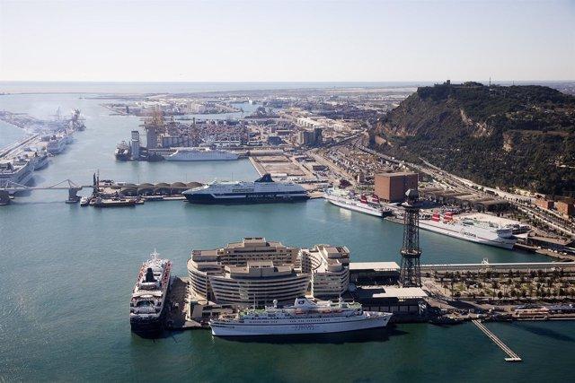El Puerto de Barcelona