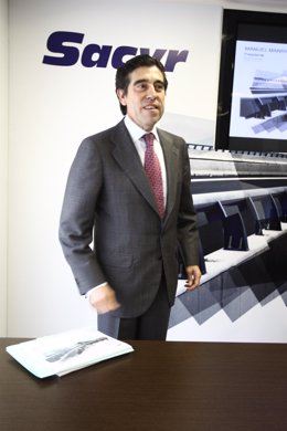 Manuel Manrique, Presidente De Sacyr Vallehermoso