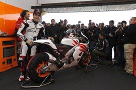 """Motociclismo.- Márquez (Honda): """"Ha sido difícil sentir la potencia de la moto, pero al mismo tiempo bonito"""""""