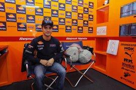"""Motociclismo.- Pedrosa (Honda): """"Ha sido un entrenamiento muy útil para mí"""""""