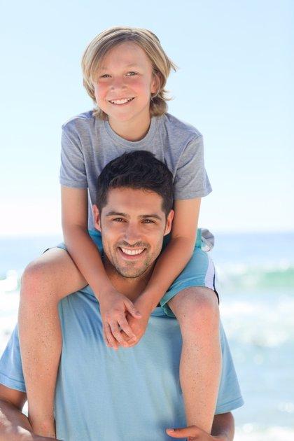 Los niños quieren más tiempo con sus padres