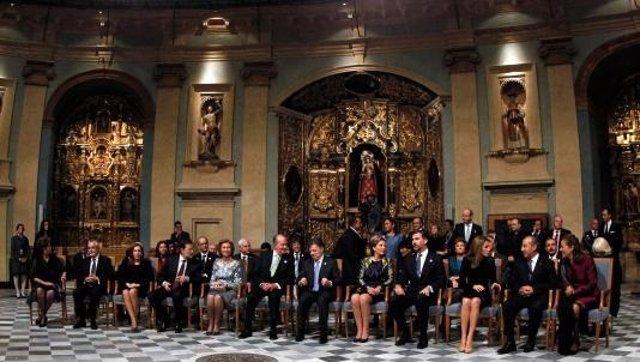 Foto de familia de la Cumbre Iberoamericana