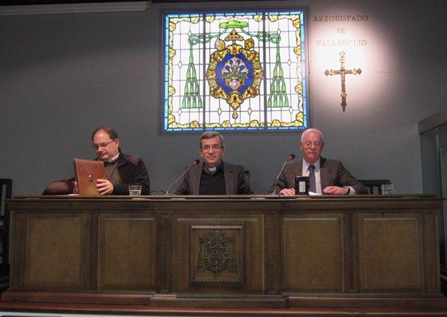 Rueda de prensa sobre el Día de la Iglesia Diocesana