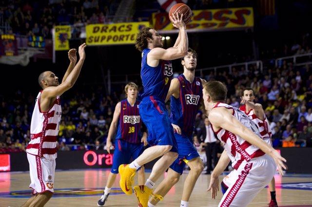 Marcelo Huertas  Barcelona Regal   Assignia Manresa