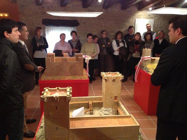 Inauguración del centro de interpretación sobre 'La Ruta de los Castillos'