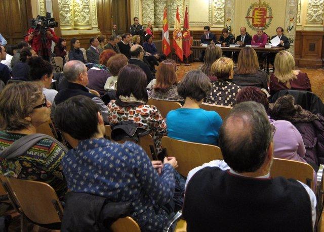 Audiencia Pública solicitada por la Asociación Vecinal de la Rondilla