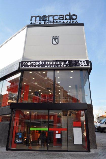 Cursos de cocina Thermomix en el Mercado Alto de Extremadura de Madrid