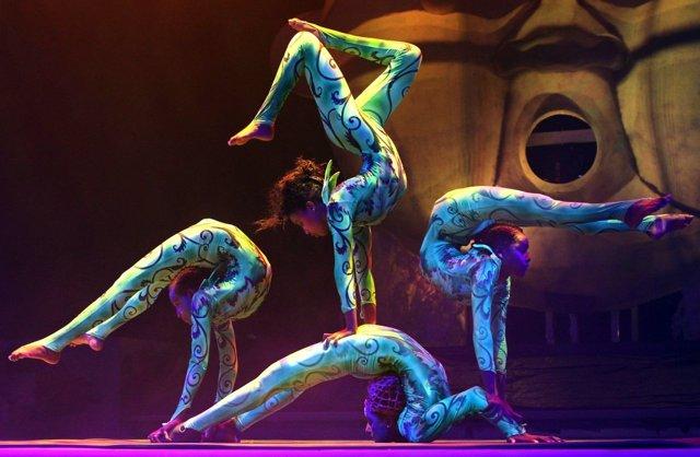 Función de circo