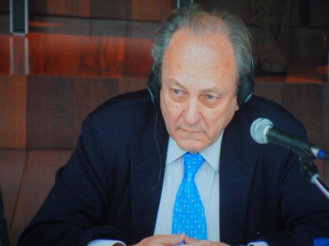 José Luis López Sors declara en el juicio del Prestige.