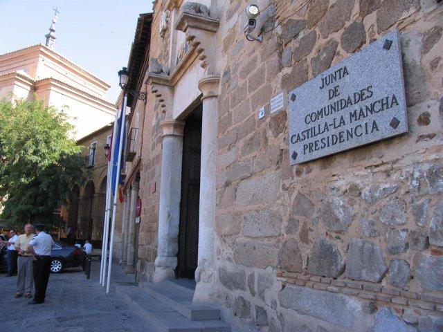 Presidencia de la Junta de Castilla La Mancha