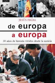 Portada del libro 'De Europa a Europa'
