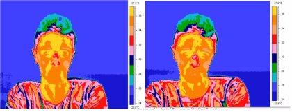 Cuando una persona miente cambia la temperatura de la punta de su nariz, conocido como 'efecto Pinocho', según estudio
