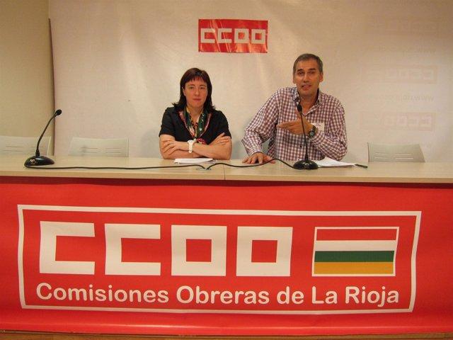 Mikel Bujanda, Secretario De La Fed Enseñanza De CCOO