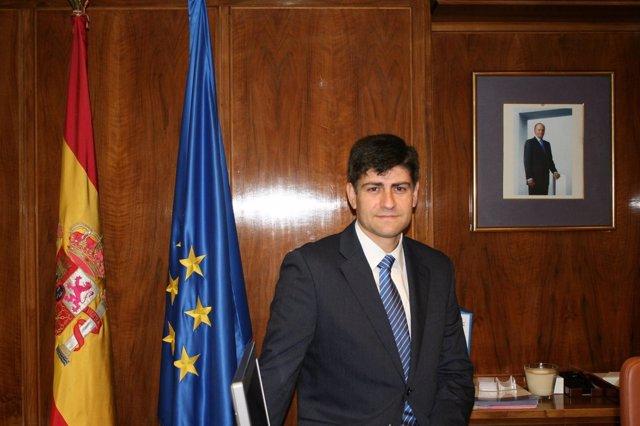 Daniel Cano, presidente de AEMET