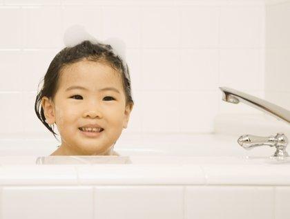 La hora del baño: el juego también se mete en la bañera