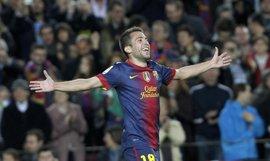 """Fútbol.- Jordi Alba: """"No le hacemos demasiado caso a Mourinho"""""""