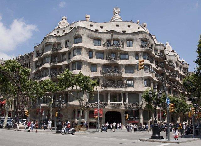 La Pedrera de Barcelona