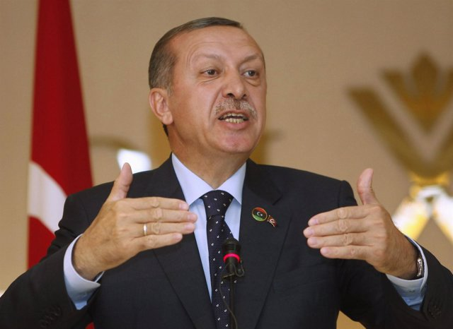 Recep Tayyip Erdogan,  Primer Ministro Turco
