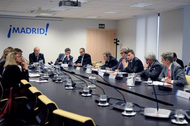 Comisión Investigación Madrid Arena