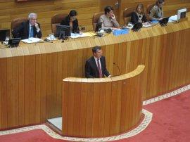 Galicia incluirá un fondo de crecimiento y apostará por la internacionalización en las cuentas de 2013