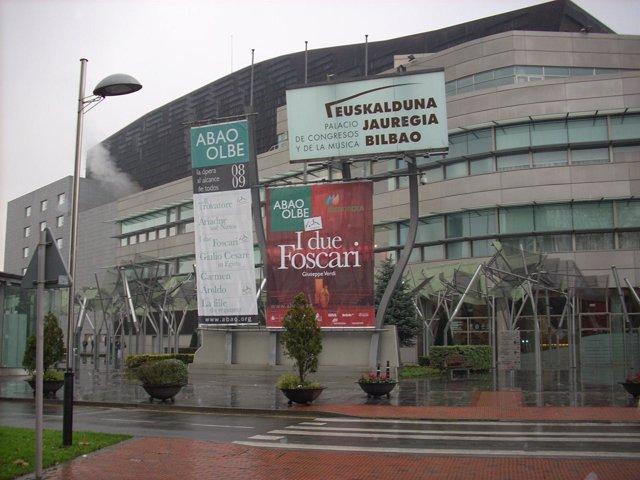 Palacio Euskalduna de Bilbao
