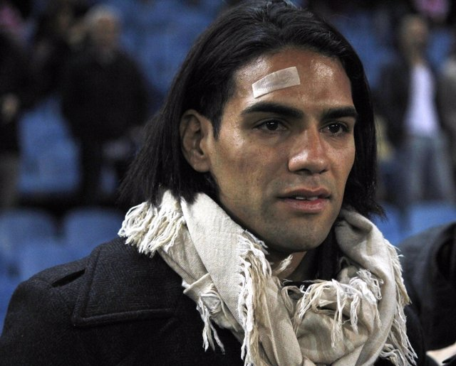 Falcao Jugador Atletico De Madrid