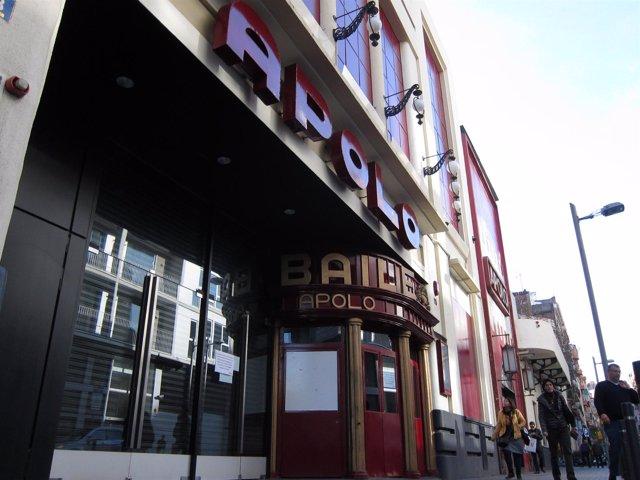 Cierre temporal de la Sala Apolo de Barcelona por deficiencias estructurales