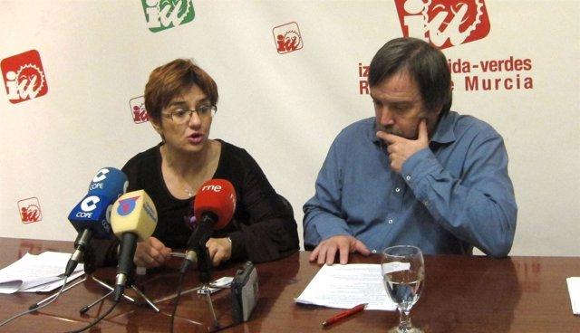 Esther Herguedas y José Ignacio Tornel