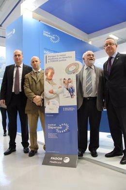 Inauguración de las instalaciones de Fagor Healthcare.