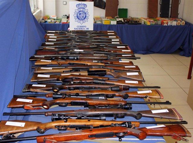 Operación armas